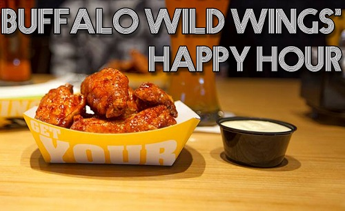Buffalo Wild Wings Happy Hour Specials