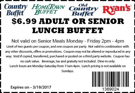 Old country buffet menu prices coupons 2018 old country buffet coupons watchthetrailerfo