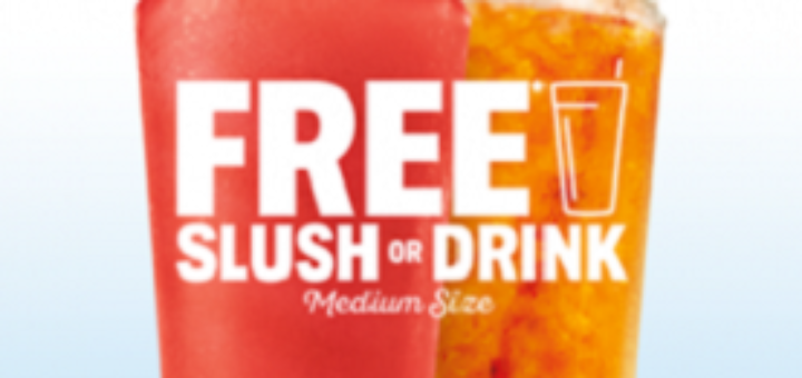 Talktosonic free slush drink